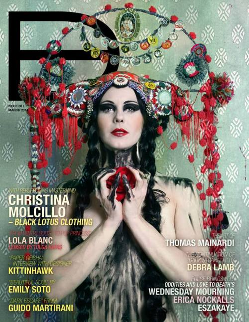 Dark Beauty Cover 2014